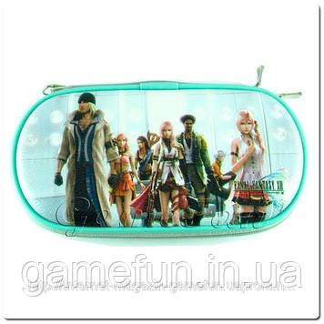 PSP сумка жорстка (Final Fantasy13)