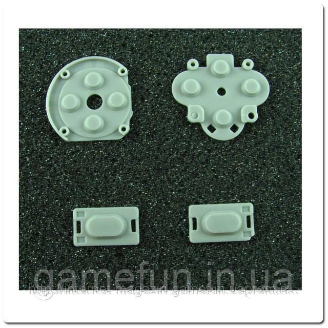 Резиновые кнопки для PSP 1000