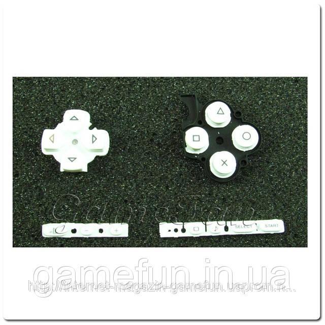 Основные кнопки PSP3000(White)