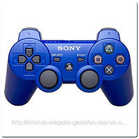 Джойстик беспроводной PS 3 Blue ( Original )