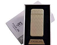 """Спиральная USB-зажигалка """"Абстракция"""" №4796В-2, модный и стильный девайс, карманная зажигалка, станет подарком"""