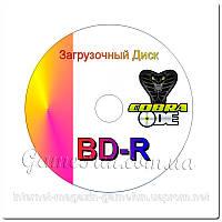 Загрузочный диск COBRA ODE E3 ODE PRO 4.55 / 4.60 / 4.65