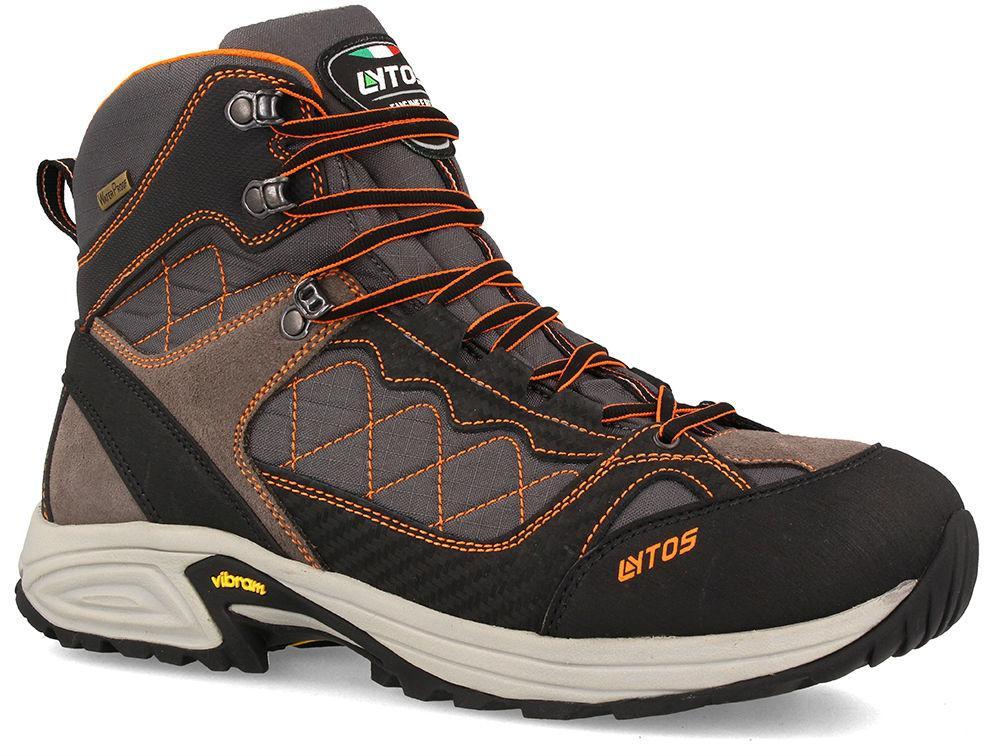 Ботинки трекинговые оранжевые COSMIC HIGH 17
