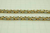 135 Дизайнерские мужские украшения, цепи Steel Rage 4 мм из медицинской стали оптом в Украине