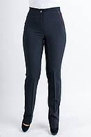 Классические женские брюки чёрного цвета
