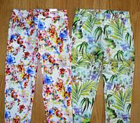 Стильные брюки котоновые для девочки ТМ Glo-story GSK 8939