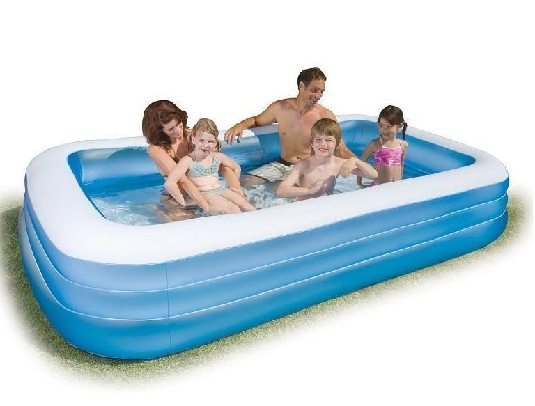 Дитячий надувний басейн Intex 58484 (305*183*56 см)