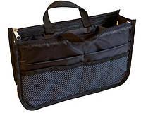 Органайзер для сумки украинский аналог Bag in Bag (черный)