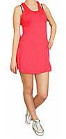 Спортивная женская туника Adidas №68250 розовая