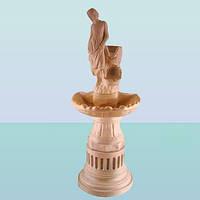 Интерьерный декоративный фонтан скульптура для дома и сада Пастушка