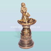 Декоративный напольный фонтан для домашнего интерьера и сада водопад статуя Водолей