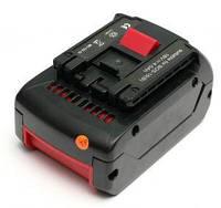 Аккумулятор PowerPlant для шуруповертов и электроинструментов BOSCH GD-BOS-18(B) 18V 4Ah Li-Ion DV00PT0004