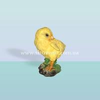 Садовая фигура, ландшафтная скульптура для сада Цыпленок