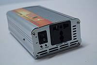 Инвертор напряжения power inverter для авто 1000w, преобразователь 12/220 1000w