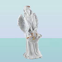Садовая фигурка ландшафтная скульптура для сада Ангелина