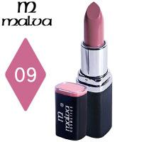 Malva Губная помада Pure Matte M-482 Тон 09 pink rose матовая