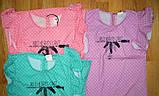 Блузки футболки для девочек рост 122, ТМ Glo-Story GCS-8550, фото 4