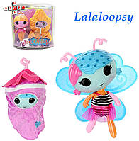 Игрушка Lalaloopsy Лалапупси c ярким чехлом в комплекте
