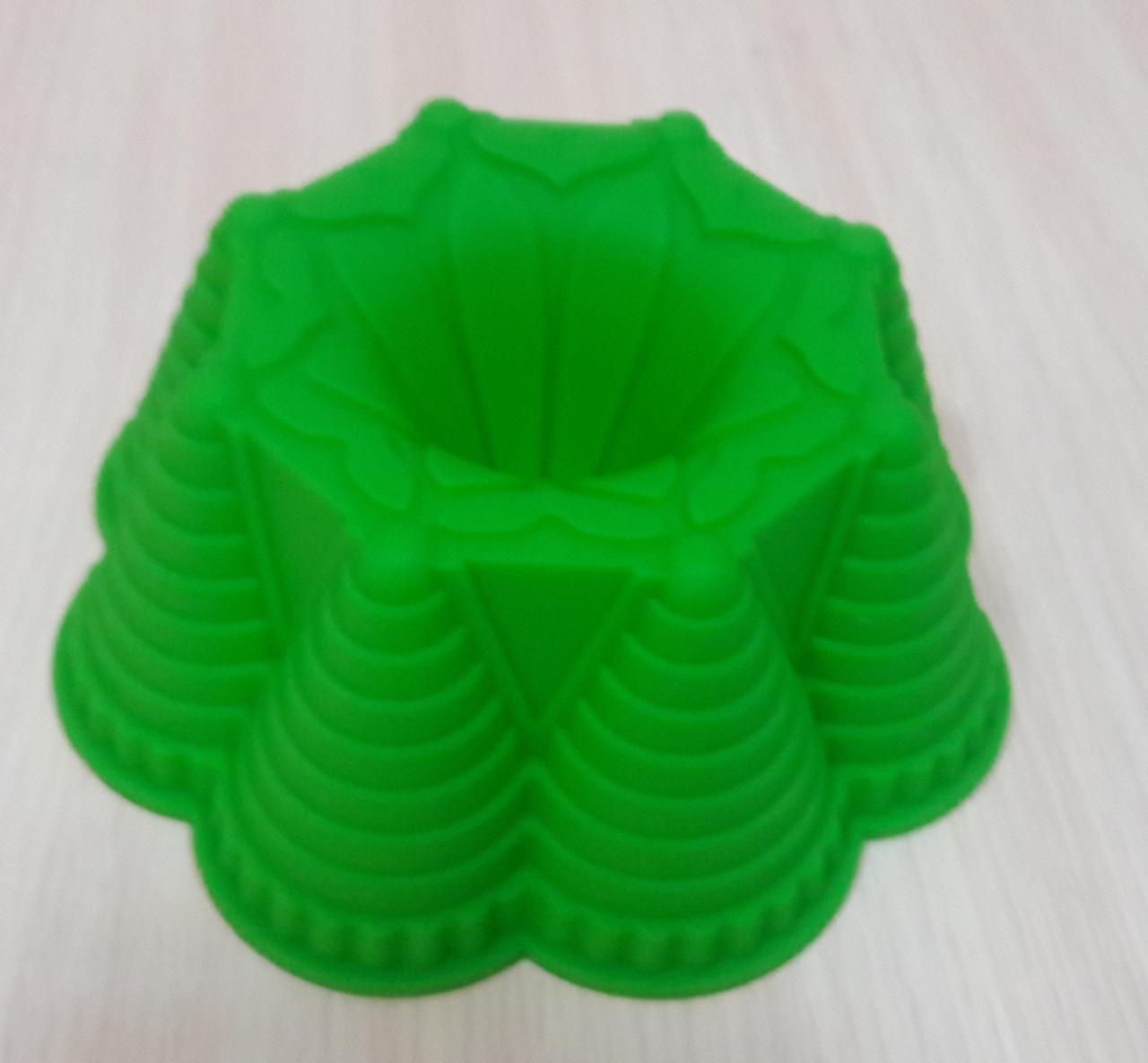 Силиконовая форма для выпечки творожной паски