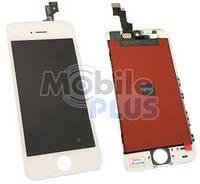 Дисплейный модуль для Apple iPhone 5S, 5SE White