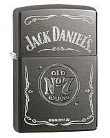 Оригинальная зажигалка Zippo 29150 Jack Daniel's®