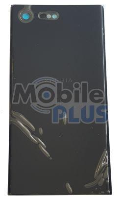 Sony F5321 Xperia X Compact Cover Rear Sub Assy, Black, original (PN:1301-7541)