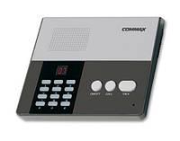 Центральный пульт громкой связи на 10 абонентов Commax CM-810