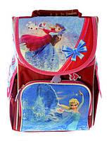 Ранец Рюкзак детский школьный ортопедический Smile Холодное сердце Frozen 987950