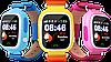 Smart Baby Watch Q90 (Q100), GPS, Wi-Fi, SIM-карта, кнопка SOS, вибро-режим, Детские часы с GPS трекером