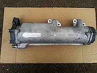 Теплообменник 740.60-1013200 КАМАЗ ЕВРО-2,3 масляный универсальный (пр-во) КАМАЗ