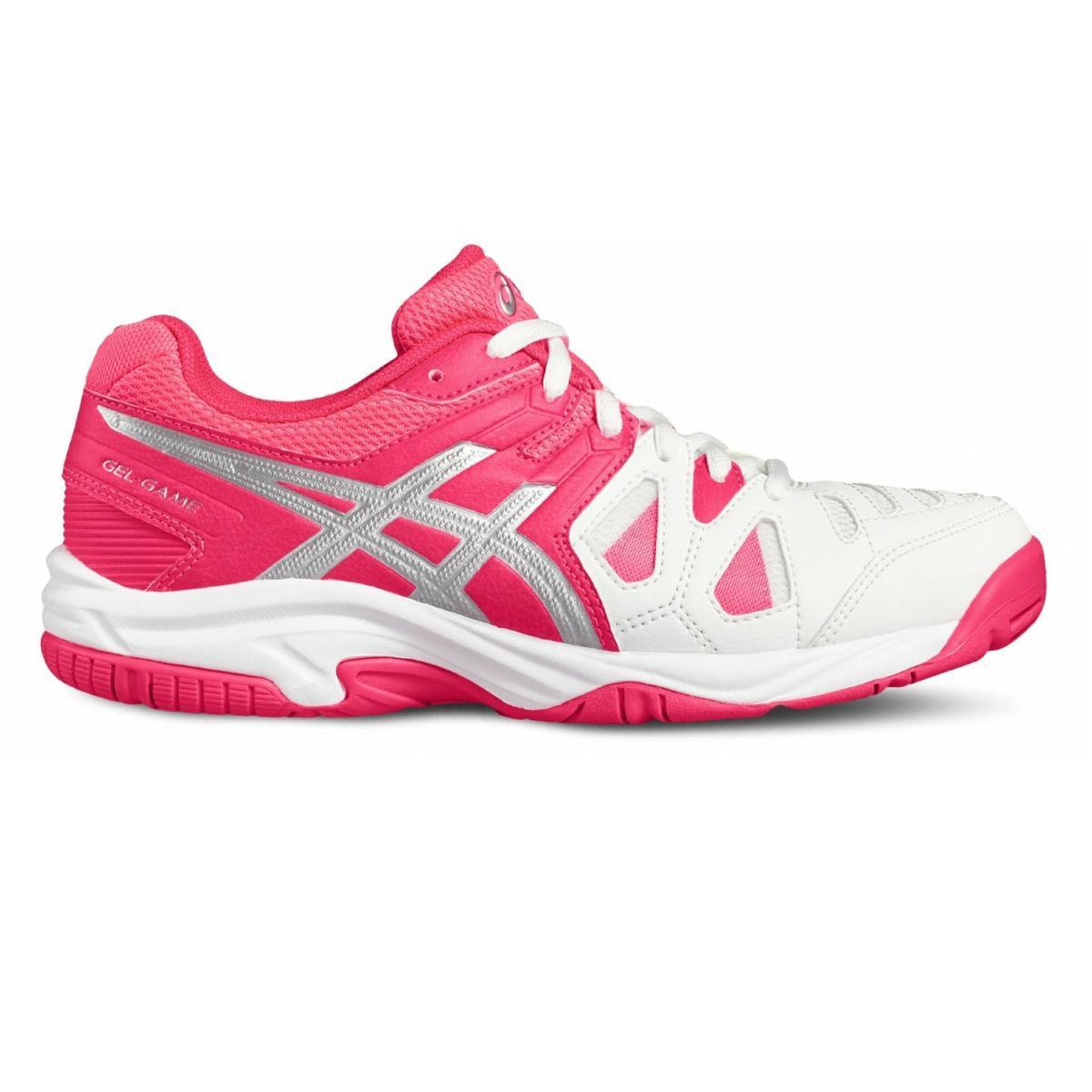 Детские кроссовки для тенниса ASICS GEL-GAME 5 GS (C502Y 0120)