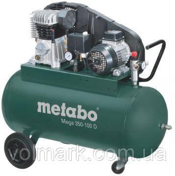 Компрессор Metabo MEGA 350 W, фото 2