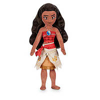 Мягкая плюшевая игрушка кукла Моана Moana Disney