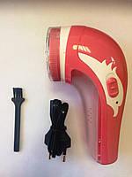 Аккумуляторная машинка для удаления катышков с одежды TARGET TG-7711