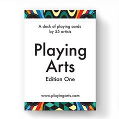 Playing Arts Edition One | Карты игральные