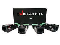 Комплект усилителей TWIST-AB HD 4