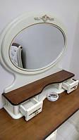 Зеркало овальное 2Ш Палермо Мебус