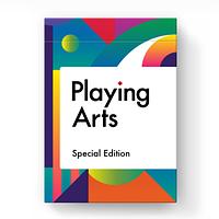 Playing Arts Special Edition | Карты игральные