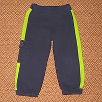 Спортивные штаны с начесом Coolclub р.98 на 2-3 года