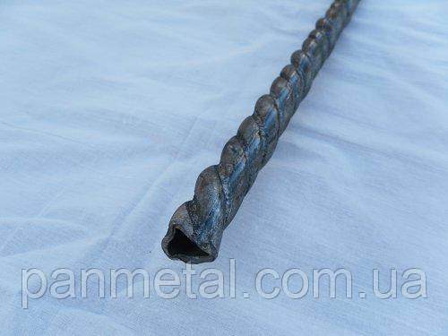 Труба декоративная витая д-42 мм *2,8 мм L-3000мм - Пан-Металл в Сумской области