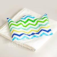 Конверт -одеяло на выписку и подушка для новорожденного, фото 1