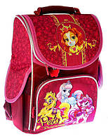 Ранец Рюкзак детский школьный ортопедический Smile Pets Princess 987951