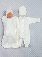 Комплект одежды для новорожденной Lari, 4 пред.