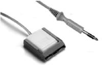 Кабель для наклеиваемых (нейтральных) электродов пациента ERBE (Эрбе) многоразовый