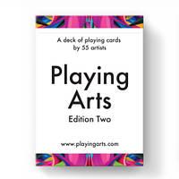 Playing Arts Edition Two | Карты игральные