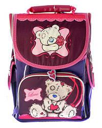 Ранец Рюкзак детский школьный ортопедический Smile Мишка Тедди 987917