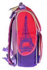 Ранец Рюкзак детский школьный ортопедический Smile Париж  987919, фото 2