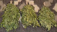 Віники березові для бані та сауни