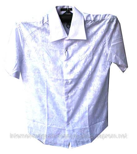 Рубашка мужская офисная