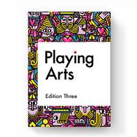 Playing Arts Edition Three | Карты игральные